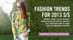 Spring and Summer 2013, OASAP Fashion Trends