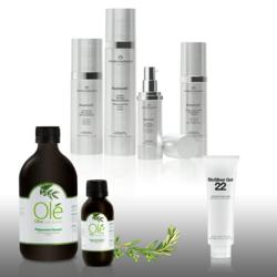 QNET's Nutrition and Personal Care products - Physio Radiance, Olé and BioSilver 22 Gel