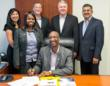 Nectir Executive Team with Raymond & Sharese Paylor
