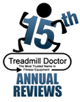 15 Years of Treadmill Reviews