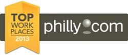 Philly.com Top Workplaces logo