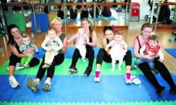 Mum and Child Gym Class