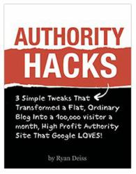 Digital Marketer's Authority Hacks