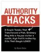 Authority Hacks Special Report Now Available from Digital Marketer