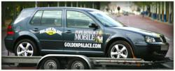 GoldenPalace.com Puts Iconic 'Popemobile' Back on the Auction Block