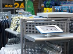 Rose Displays provides complete tablet solutions for retailers.