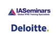 IASeminars Collaborates with Deloitte Nigeria to Offer IFRS Training