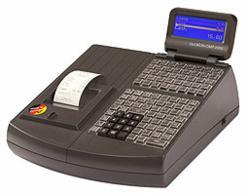 QMP2000 - caisses enregistreuses pour les petites entreprises.
