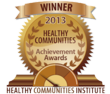 Winners of Healthy Communities Achievement Award Announced