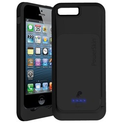 Power Skin Battery Case for iPhone 5