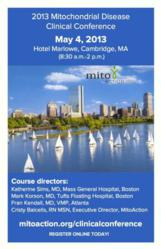 2013 Mitochondrial Disease Clinical Conference