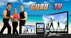 Gilad Tv Puts You In The Driver S Seat Giving Control Of When Where And How Long Wish To Exercise