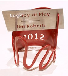 Steve & Barb King Legacy of Play Award