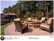 Lakehouse Fire Pit - Baker Design Group