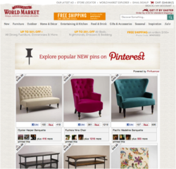Gallery Landing Page for Social Traffic