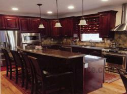 Discount Solid Wood Kitchen Cabinets