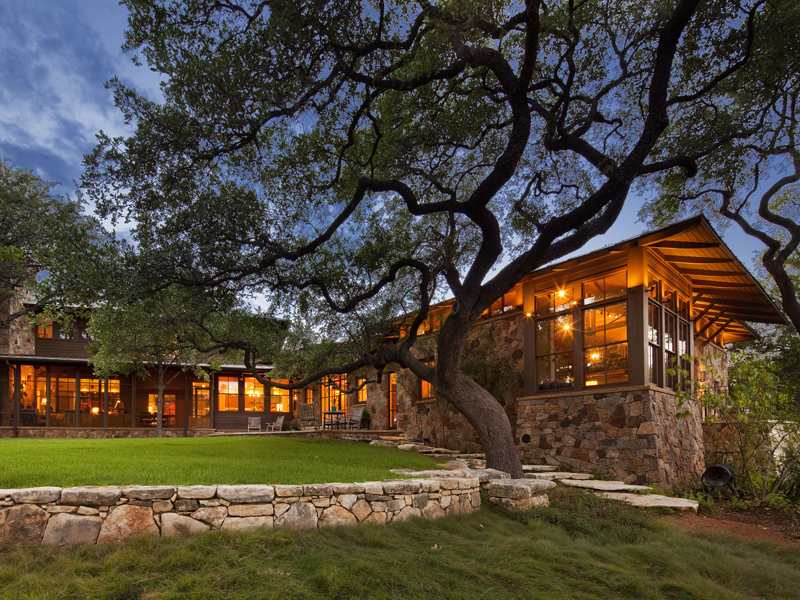 Austin luxury homes brokerage regent property group for Texas hill country cottages for sale