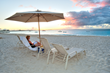 The Tuscany Resorts sits on the most beautiful stretch of Grace Bay Beach.