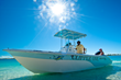 Activities are plentiful when staying at The Tuscany Resort - boating is one of many!