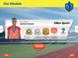 USA Track & Field Foundation and HealthTeacher Bring Interactive...