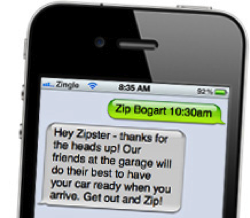 Zipcar And Zingle Team Up In New York City