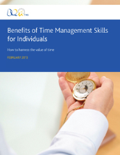 White paper on The Benefits of Time Management Skills for Individuals