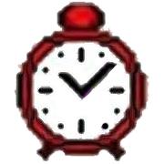 Online Alarm Clock Icon From OnlineClock.net