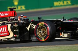 AGT Advanced Global Trading praises partner Lotus F1 Team's start to the season