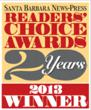 Santa Barbara News-Press Readers' Choice Awards 2013