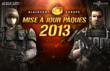 BlackShot Europe: mise à jour Spécial Pâques 2013
