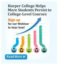 Harper College Helps More Students Persist to College-level Courses