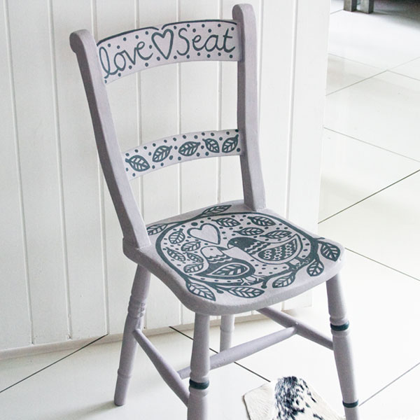 Painted Wooden Chairs hand painted wooden chairs - wooden chairs