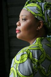 Leymah Gbowee speaks at CIEE
