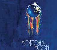Mobtown Moon album cover. Original artwork by Sylvia Ortiz.
