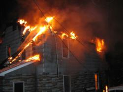 fire damage will need to be adjusted by a skilled property adjusters