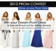 Faviana and Ashley Benson Kick Off Prom Season with a Prom Style Contest