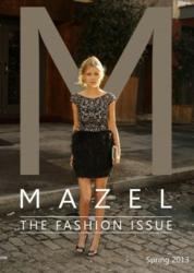 Mazel Magazine, Spring 2013 Issue