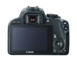 EOS REBEL SL1 back picture