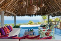 Casas Dos Chicos, a luxury vacation villa in Sayulita, Mexico