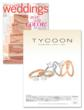Tycoon Designer Jewelry Featured in Martha Stewart Weddings Magazine