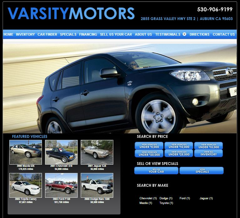 Varsity motors selects to develop dealer for Law motors sioux falls sd