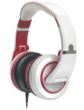 "CAD Audio Sessions™ ""White/Red"" Headphones"