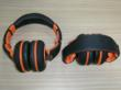 "CAD Audio Sessions™ ""Black/Orange"" Headphones"