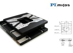 2-Axis Precision Linear Translation Stage for Surface Metrology from PI miCos