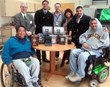 Veterans Hospital Receives New DVD Library from Private Mortgage Bank