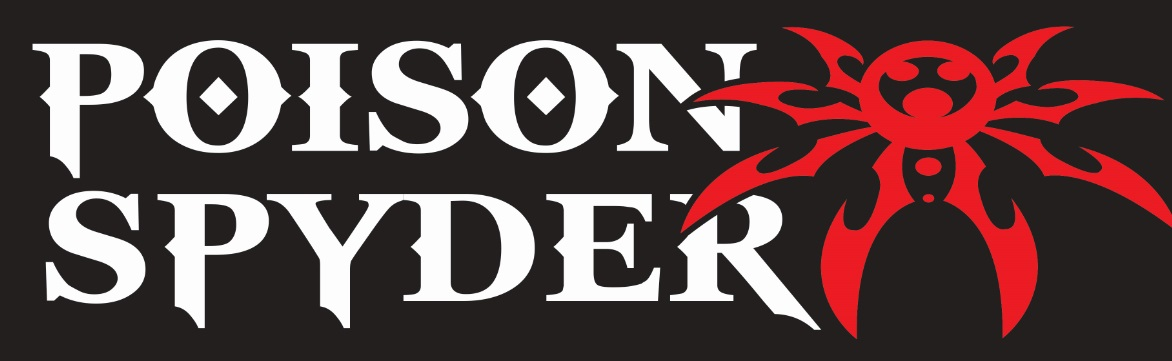 Poison Spyder Logo 4wheel Drive Poison Spyder