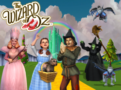 Spooky Cool Labs launched The Wizard of Oz on the App Store.