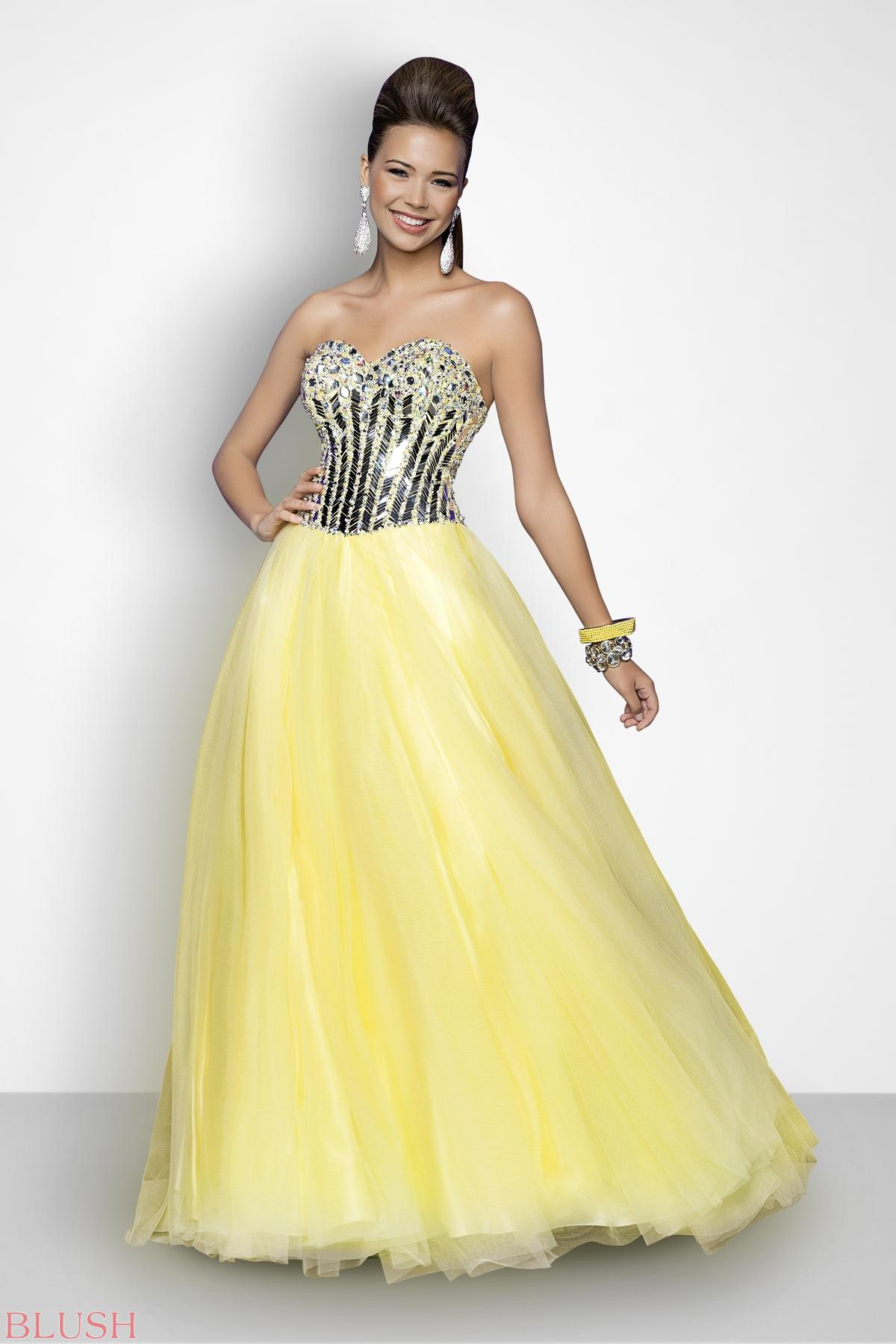 blush prom is providing more of the perfect ball gown