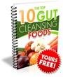detox gut cleansing foods