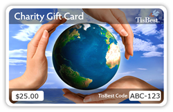 TisBest Charity Gift Card